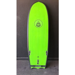 "mini simmons premium 5'4"" x 20"" 3/4 x 2"" 1/8"